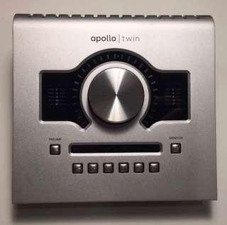 UAD Apollo Twin USB