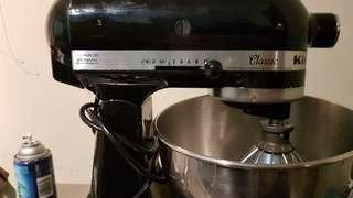 kitchen Aid classic mixer