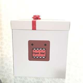 Brown Bear Surprise Balloon Box