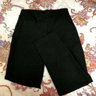 Uniqlo Black Trouser Pants