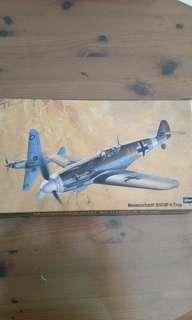 Hasegawa Bf109F4 1/48