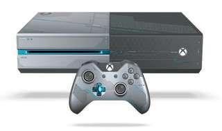 Xbox One 1 TB (Limited ed) w Games
