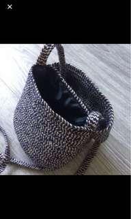 編織小包包