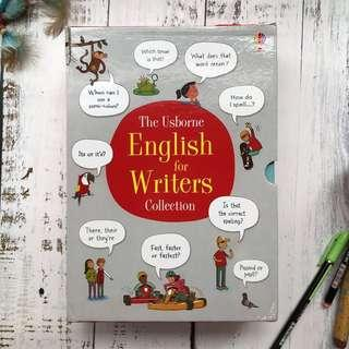 English for Writers Collection (Box set of 3 books)