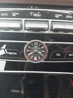 """IWC Schaffhausen for Mercedes-Benz AMG """"Edition 1"""" with Red Lining for W213, W205, W222. 100% Genuine from Germany."""