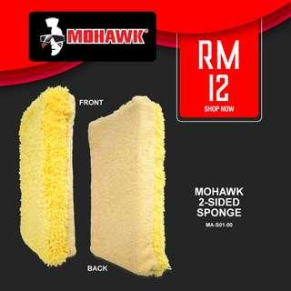 Mohawk Accessories 2-Sided Sponge
