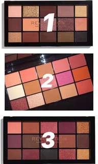 Makeup Revolution Re- Loaded Eyeshadow Pallete