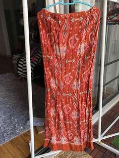 Kaleerful Skirt Batik