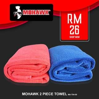 Mohawk Accessories 2 Colour Towel