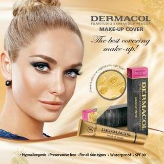 DERMACOL Make Up Cover EXTREEME Full Coverage ORI 100%