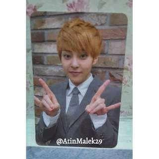 [WTS] XIUMIN OFFICIAL PHOTOCARD