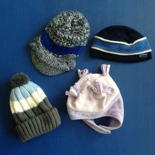 Winter caps age (1-3)