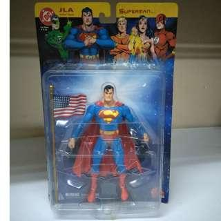 DC Direct Superman with American Flag Mint in Box MOC