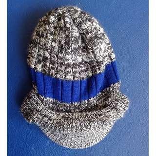 Winter cap (8+ years)