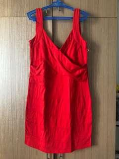 Red Bandage Dress REPRICED!!!