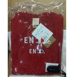 END x CHAMPION REVERSE WEAVE TERRY CREW SWEAT SIZE M