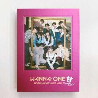 WTS WANNA ONE Nothing Without You (One Ver.)
