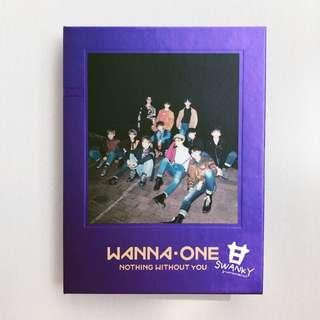 WTS WANNA ONE Nothing Without You (Wanna Ver.)