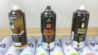 MTN 光油 淸漆 世界頂級品牌 西班牙製造,信心保證