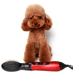 Pets dryer brush
