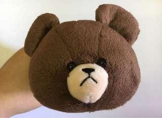 🚚 小熊學校 The bears' school  Jackie絨毛筆袋