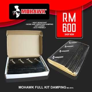 Mohawk Full Kit Damping