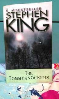 The Tommyknockers, by Stephen King, Paperback