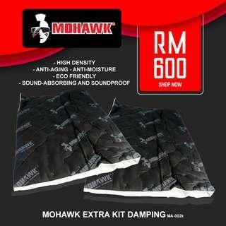 Mohawk Extra Kit Damping