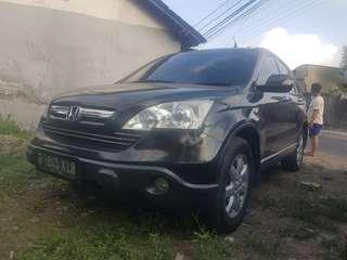 Honda Crv 2008 At 2.4 cc