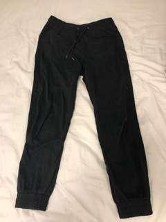 Black Jogger - M Boutique/Mendocino