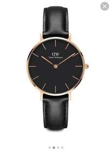 DW Classic Petite Sheffield Watch