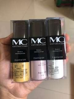 Contour Make Up Set of 3