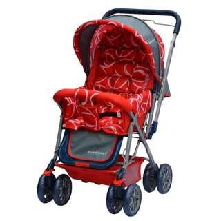 Baby Stroller Facing Parents- NEW Version