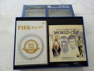 World Cup Dvd and Book gift set