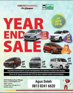 """*SHOWROOM EVENT* *""""YEAR END SALE 2018""""*"""