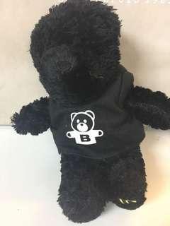 FREE black teddy