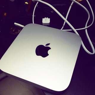 🚚 mac mini 2014late i5 4g 500g 9成新