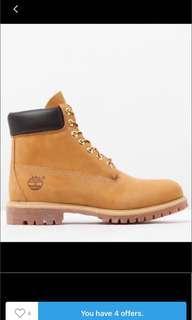 """NEW Timberland 6"""" Premium Boots"""