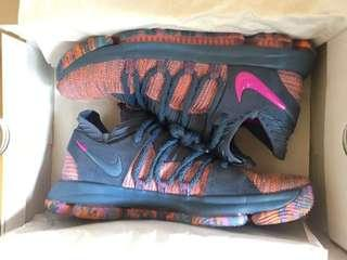 NIKE KD10 ALL STAR EDITION SHOES SIZE 12 BASKETBALL RUNNING TRAINING MEN'S Adidas Puma Authentic