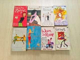 Novel 2nd | Chicklit (8 buku)