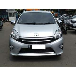 Toyota Agya 1.0 G Manual 2013