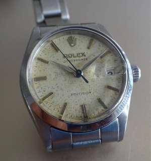 Rolex 6466 OysterDate