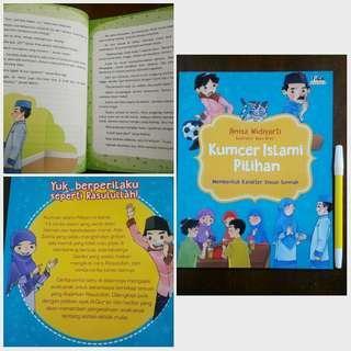 Buku Anak Kumcer Islami Pilihan Membentuk Karakter Sesuai Sunnah