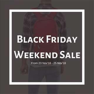 🕶 BLACK FRIDAY WEEKEND SALE🕶