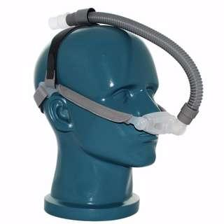 (PL) BMC Fealite CPAP Mask Nasal Pillows Set (3 Size S M L Cushions)