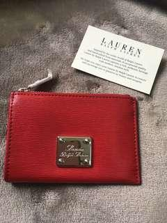 Ralph Lauren card/coin pouch