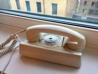 Vintage Antique Rotary Dail Telephone 古董 舊電話