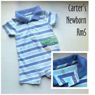 Carters Baby Boy Romper #BlackFriday10