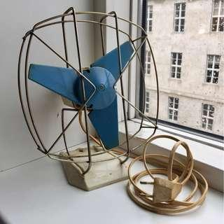 Vintage 1970s Indola Electric Fan from Holland 荷蘭 古董 電風扇