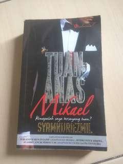 Novel Tuan Anas Mikael